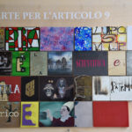 """""""L'arte per l'articolo 9"""" Parco dell'Appia antica, 2014"""