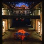 """""""Pianoforte"""" Installazione al MACRO di Roma, 2001"""